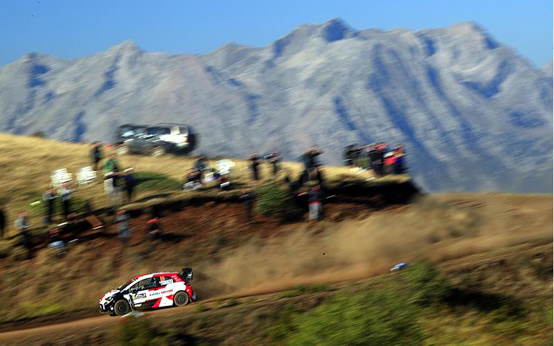 WRC | RD9 ACROPOLIS RALLY GREECE
