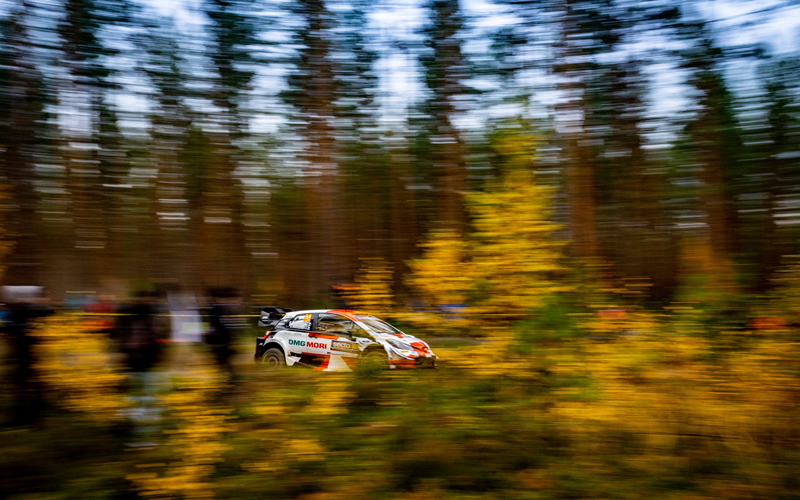 WRC | RD10 RALLY FINLAND 2021