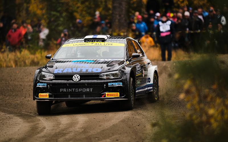 WRC   RD RALLY FINLAND 2021   LEG 2