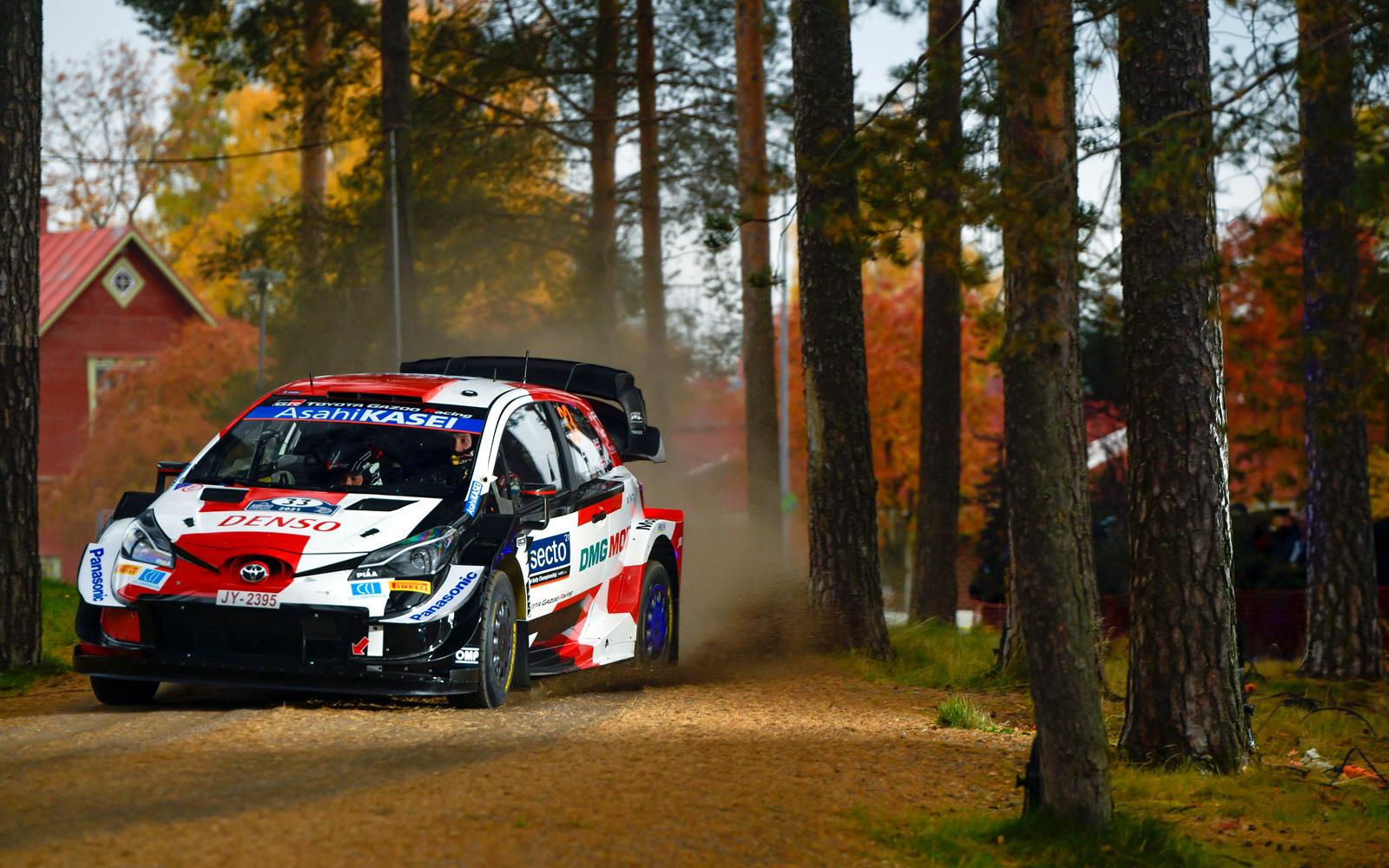 WRC | RD10 - RALLY FINLAND 2021 | LEG 3